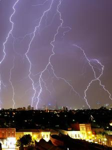 Electric Storm, Melbourne