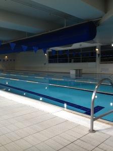 My new pool
